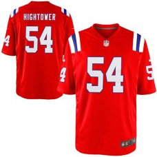 Youth Dont'a Hightower New England Patriots #54 Game Jersey - Red