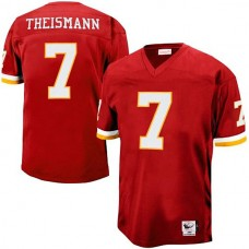 Mitchell & Ness Joe Theismann Washington Redskins #7 Authentic Retired Player Jersey - Burgundy