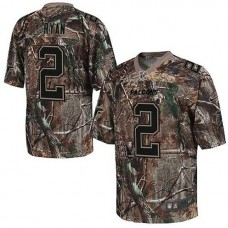 Atlanta Falcons #2 Matt Ryan Elite Camo Realtree Jersey