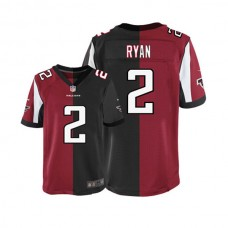 Atlanta Falcons #2 Matt Ryan Elite Two Tone Team Alternate Jersey