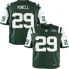 Youth New York Jets #29 Bilal Powell Team Color Game Jersey