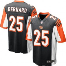 Youth Cincinnati Bengals #25 Giovani Bernard Black Limited Jersey