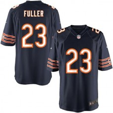 Youth Chicago Bears #23 Kyle Fuller Team Color Game Jersey