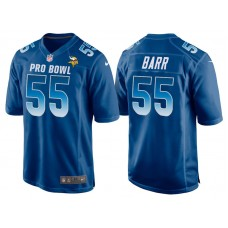 2018 Pro Bowl NFC Minnesota Vikings #55 Anthony Barr Royal Game Jersey
