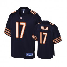 Youth Chicago Bears #17 Anthony Miller Navy Player 2018 Draft Jersey