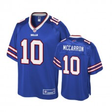 Buffalo Bills #10 AJ McCarron Royal Player Pro Line Jersey