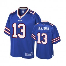 Youth Buffalo Bills #13 Kelvin Benjamin Royal Player Pro Line Jersey