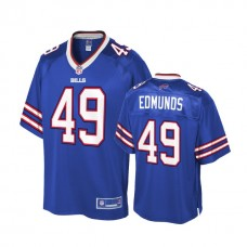 Youth Buffalo Bills #49 Tremaine Edmunds Royal Player Jersey