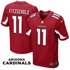 Arizona Cardinals #11 Larry Fitzgerald Cardinal Elite Jersey
