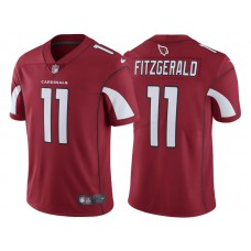 Arizona Cardinals #11 Larry Fitzgerald Cardinal Vapor Untouchable Limited Jersey