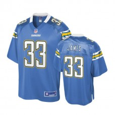Youth Los Angeles Chargers #33 Derwin James Powder Blue Alternate Player Pro Line Jersey
