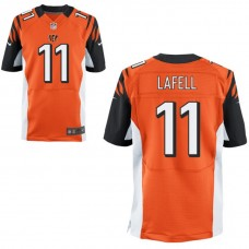 Cincinnati Bengals #11 Brandon Lafell Orange Elite Jersey