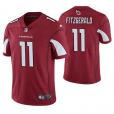Arizona Cardinals #11 Larry Fitzgerald Cardianl Vapor Untouchable Limited Player Jersey