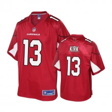 Arizona Cardinals #13 Christian Kirk Cardinal 2018 Draft Player Jersey