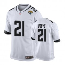 Jacksonville Jaguars #21 A. J. Bouye White New 2018 Game Jersey