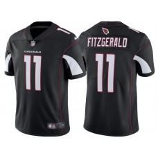 Arizona Cardinals #11 Larry Fitzgerald Black Vapor Untouchable Limited Player Jersey