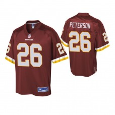 Youth Washington Redskins #26 Adrian Peterson Pro Line Player Burgundy Jersey