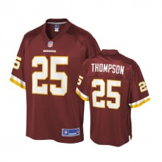 Youth Washington Redskins #25 Chris Thompson Burgundy Player Jersey