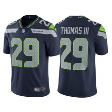 2017 Seattle Seahawks #29 Earl Thomas College Navy Vapor Untouchable Limited Jersey
