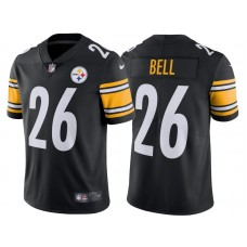 2017 Pittsburgh Steelers #26 Le'Veon Bell Black Vapor Untouchable Limited Jersey