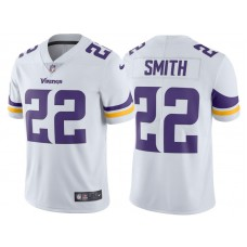 2017 Minnesota Vikings #22 Harrison Smith White Vapor Untouchable Limited Jersey