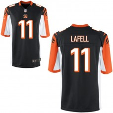 Youth Cincinnati Bengals #11 Brandon Lafell Black Game Jersey