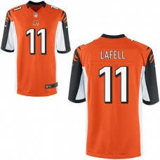 Youth Cincinnati Bengals #11 Brandon Lafell Orange Game Jersey