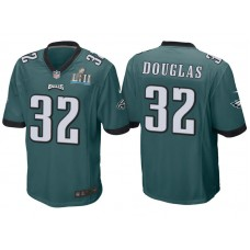 Youth Philadelphia Eagles #32 Rasul Douglas Green Super Bowl LII Bound Game Jersey
