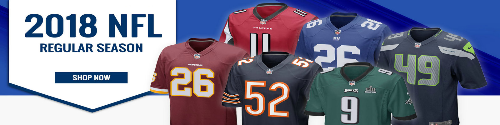2018 player's uniform